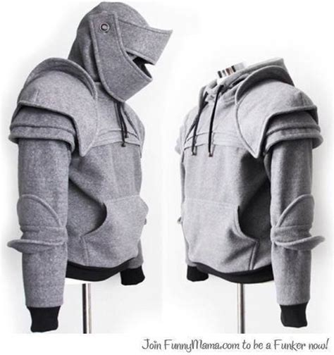 Sweater Armour Keren japan knows how to make cool hoodies visual ioner