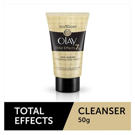 Olay Total Effect 7inone Anti Ageing Fairness olay skincare anti aging products in india purplle