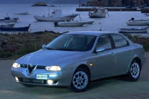 Alfa Romeo 156 2 5 V6 View Of Alfa Romeo 156 2 5 V6 Q System Photos