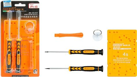 Obeng Khusus Iphone jakemy 5 in 1 iphone 4s tool kit pentalobe philip