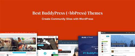 bbpress themes 10 best buddypress themes for community sites plus bbpress