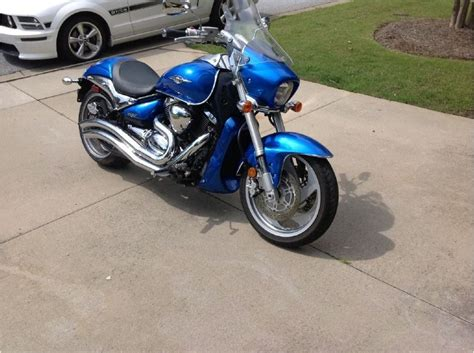 2009 Suzuki Boulevard M90 For Sale 2009 Suzuki Boulevard M90 For Sale On 2040motos