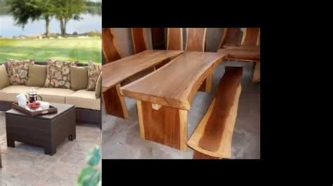 balinese outdoor furniture youtube