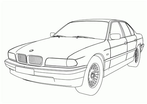 car coloring pages bmw car coloring pages az coloring pages