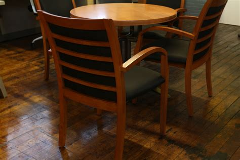 peartree amber cherry napa side chairs peartree office