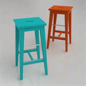 Ikea Bar Stool 3d ikea bosse bar stool high quality 3d models