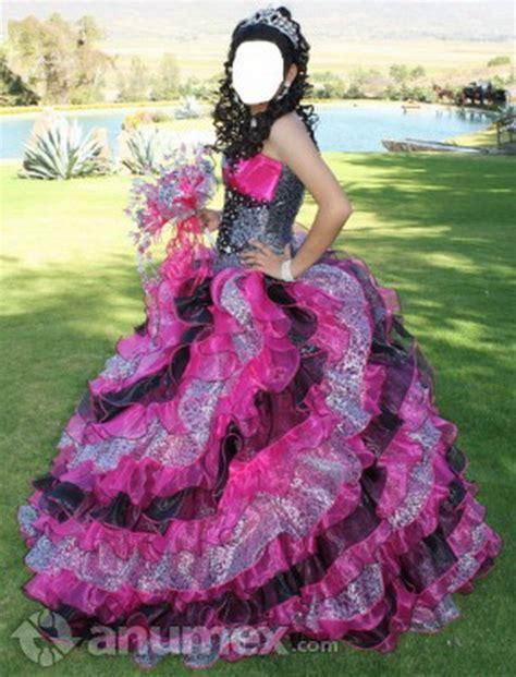 color fiusha vestidos de xv a 241 os color fiusha