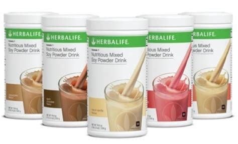 Herbalifeherbalshake 3 Shake Mix 1 Fiber herbalife the healthy monkey