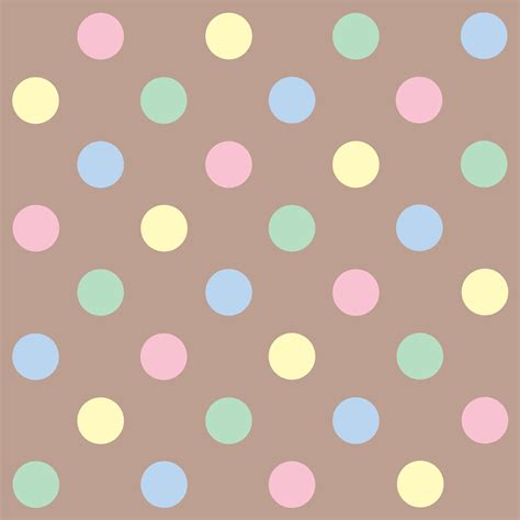 cute pastel pattern background cute pastel polka dots pattern free clip art