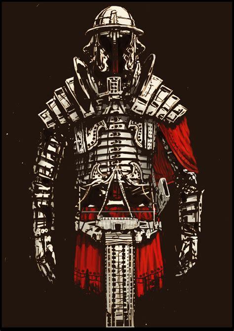 legionary armor by casus solari on deviantart