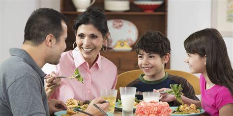 family dinner family dinners don t to be abby langer