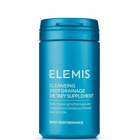 Elemis Detox Capsules Uk by Elemis Enhancement Capsules 60 Caps Drainage