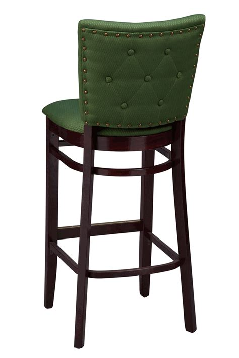 Restaurant Counter Stools regal seating series 2420 wooden counter height bar stool