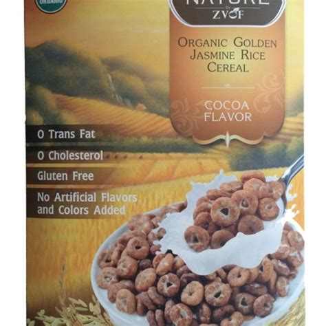 Jual Sereal Coco Crunch by Organic Golden Rice Cereal Cocoa Flavor Sereal