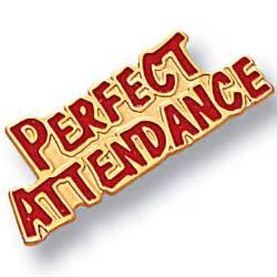 perfect attendance new calendar template site