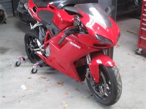 Motorrad Unfallfahrzeuge Kaufen by Ducati 1098 2008 Unfallwagen Moto