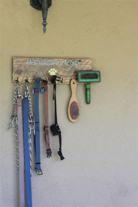 leash hooks white leash hanger diy projects