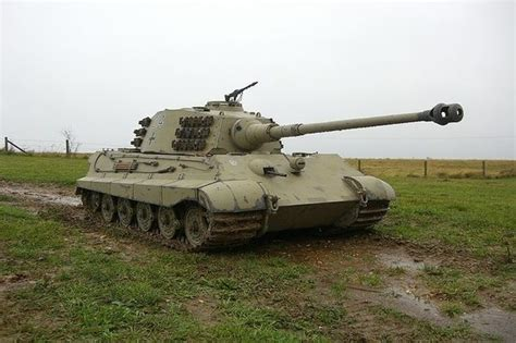 Which would win, one Tiger 2 Tank or two Tiger 1 Tanks ... Ww2 Sherman Tanks For Sale