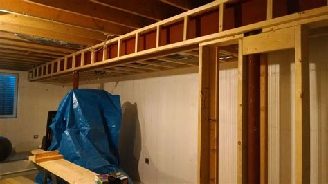 framing a basement ceiling for drywall rooms best drywall