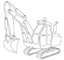 how to draw excavators how to draw excavators