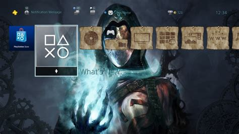 ps4 themes and avatars van helsing i and ii on ps4 themes and avatars