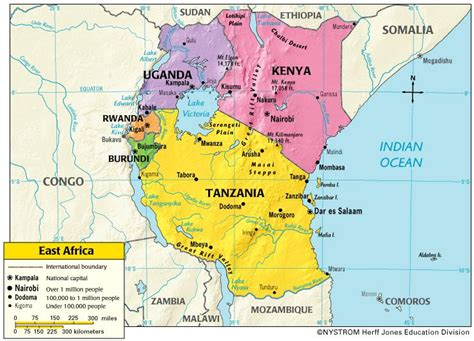 east africa map east economies posting aggressive growth the habari network