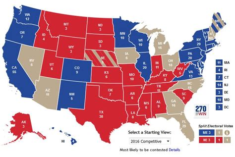 2016 presidential map suggested must see election maps mapping the 2016 presidential election geo jobe
