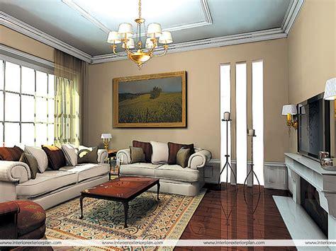 interior exterior plan  true contemporary  classy