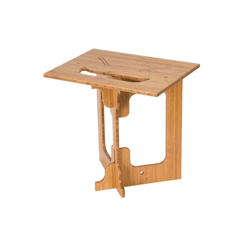Standstand Bamboo Standstand Portable Standing Desk Portable Standing Desk