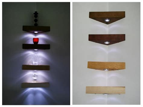 Creative corner shelves that ooze class Bonito Designs