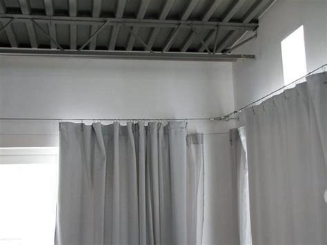Hanging Curtains With Wire Wire Cable For My Pergola Curtains Outdoor Patio Cable Curtain Rods And