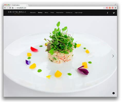 design milk squarespace 10 well designed restaurant websites powered by