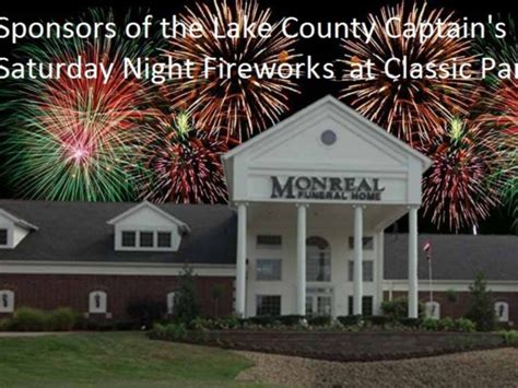 community events monreal funeral home eastlake oh
