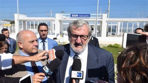 governatore d italia quot michele emiliano 232 il governatore pi 249 apprezzato d italia