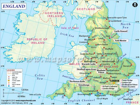 uk map where is location on europe map