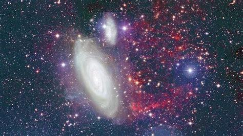 imagenes impresionantes de la galaxia hallada la galaxia de la 171 cola 187 monstruosa