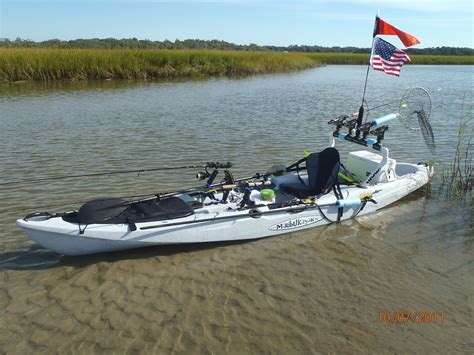 saltwater fishing boat accessories when buying a kayak does it have to have fishing rod