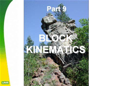 Experimental Rock Mechanics engineering geology rock mechanics 2018 2019 2020 ford