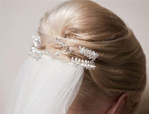 Brautfrisuren Schulterlanges Haar Mit Schleier by Brautfrisuren F 252 R Mittellanges Haar Hochzeit