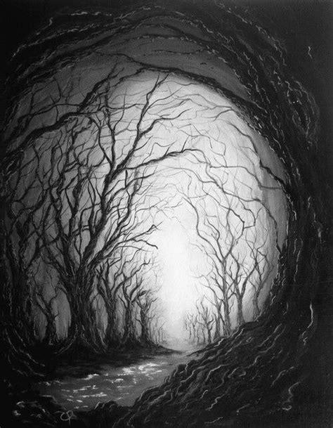 dark dead forest dark forest tattoo