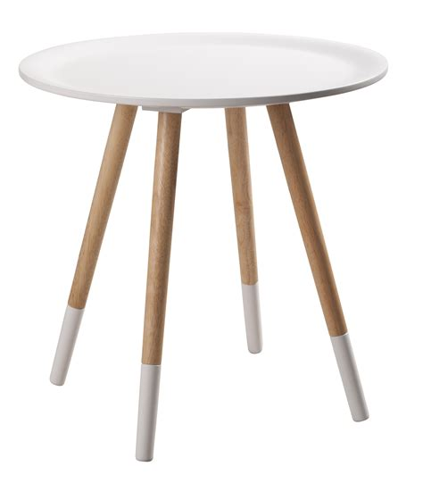 Two Tone Table by Two Tone Side Table Zuiver