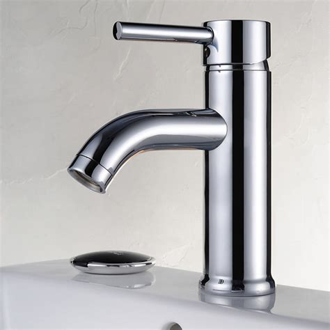 Bathroom Sink Faucet With Sprayer Bathroom Sink Basin Mixer Tap Chrome Polished Spray Brass