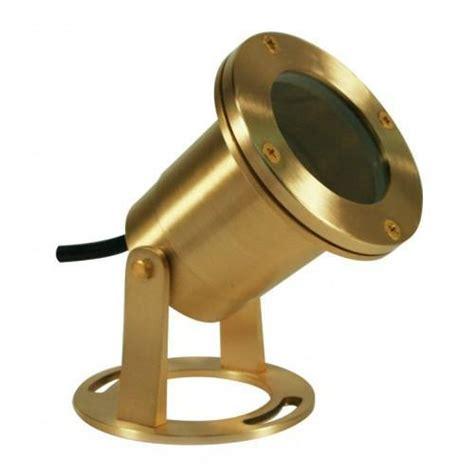 Underwater Light Fixture Orbit Industries B510 Solid Brass Underwater Light Fixture 12v 20 Watt Mr16 L 50 Watt Max 30