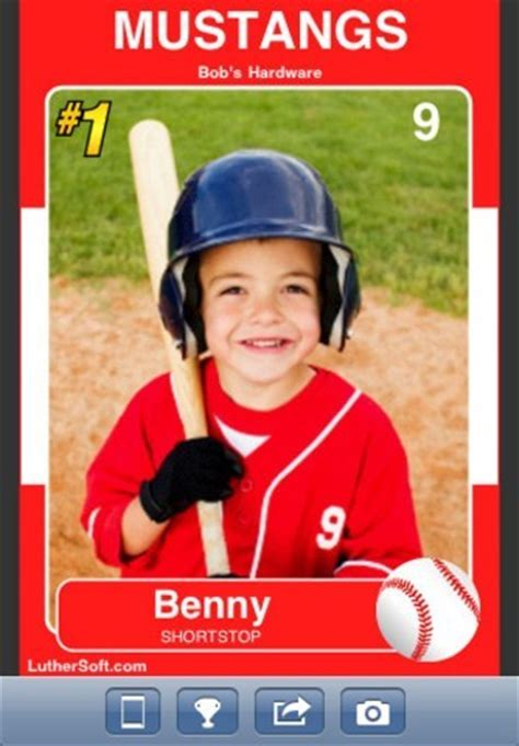 microsoft baseball card template freeware free trading cards template