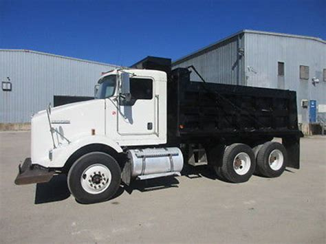 kenworth t800 dump truck 2005 kenworth t800 dump trucks for sale 82 used trucks