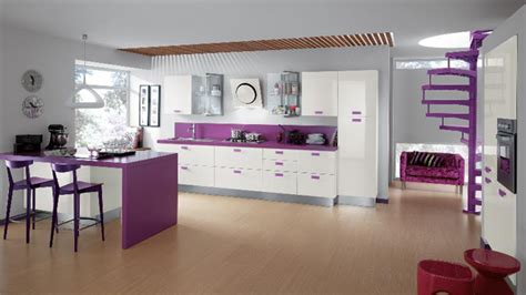 purple kitchen decorating ideas purple kitchen ideas