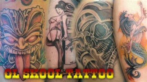 ol skool tattoo get my perks 5 quot x5 quot for 50 at ol skool a