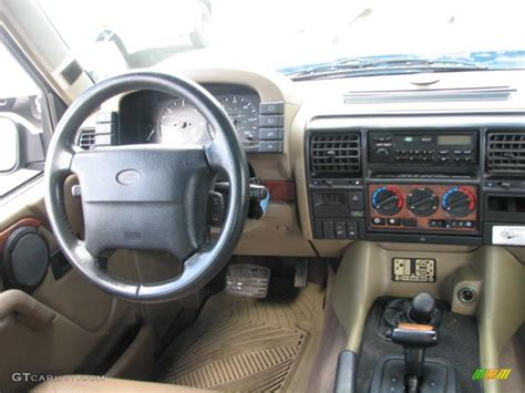 1998 land rover discovery interior 1998 land rover discovery interior pictures to pin on