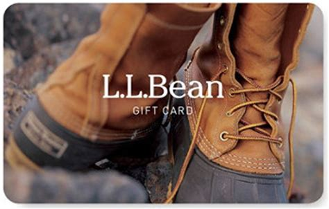 Ll Bean Gift Cards For Sale - l l bean gift card delivered free by mail