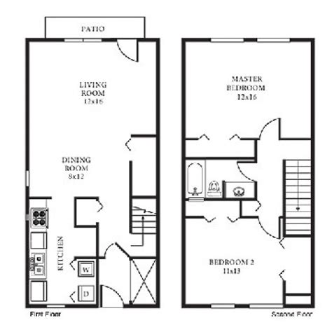 c pendleton base housing floor plans wbb1 floorplans willoughby bay lincoln military housing